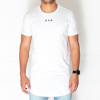 Camiseta Dabliu Costa White Long Dab X Titto