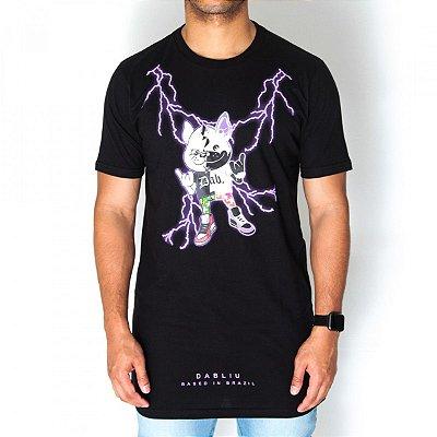 Camiseta Dabliu Dab Lightning Dab X Titto