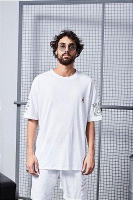 Camiseta LaMafia Branco 02