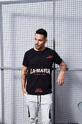 Camiseta LaMafia Preta