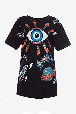 Vestido LabellaMafia Black Eye