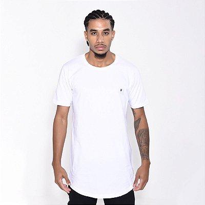 Camiseta Dabliu Basic White W Silver
