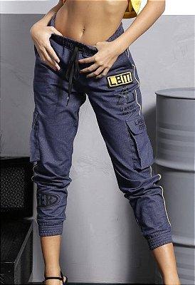 Calça LabellaMafia Azul Jeans