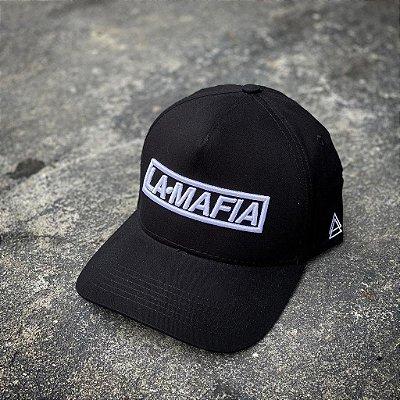 Boné La Mafia Preto