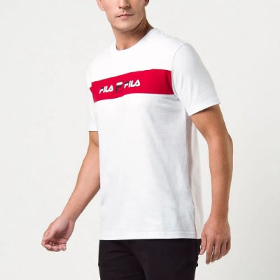 Camiseta Masc. Fila Parker