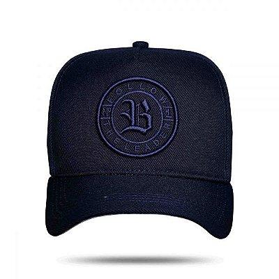 Boné Blck B Blue Blue