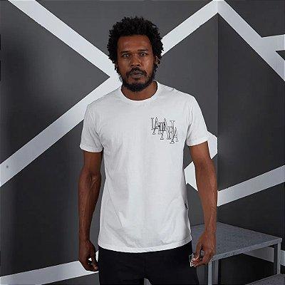Camiseta La Mafia Basica Comfy Off White