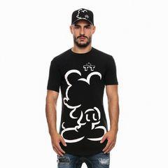 Camiseta Tudo Tranquilo  T-Shirt Mickey