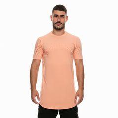 Camiseta Tudo Tranquilo T-Shirt Trad Winter Salmon