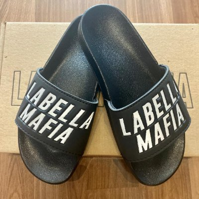Chinelo Fem. Slide LabellaMafia