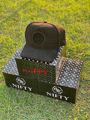 Boné Nifty Black