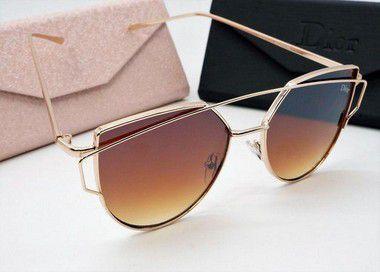 Óculos Dior Starlight Feminino Marrom