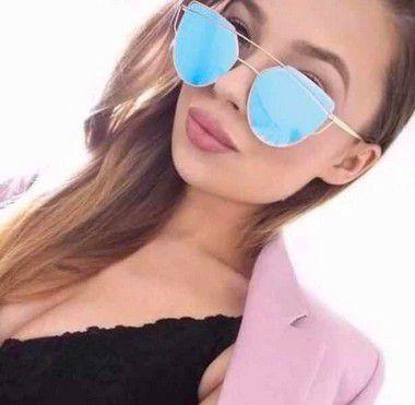 Óculos Dior Starlight Feminino Azul