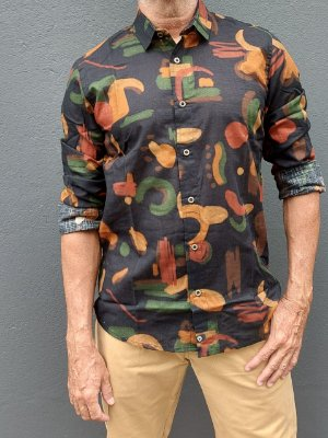 Camisa ML Arte Livre