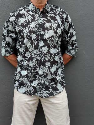 Camisa ML Hawaii