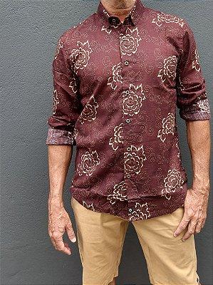 Camisa ML Marrocos