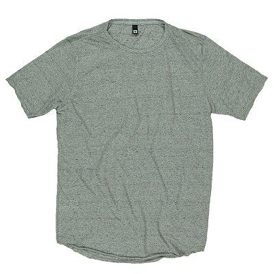 Camiseta Bainha Fralda Long Botonê