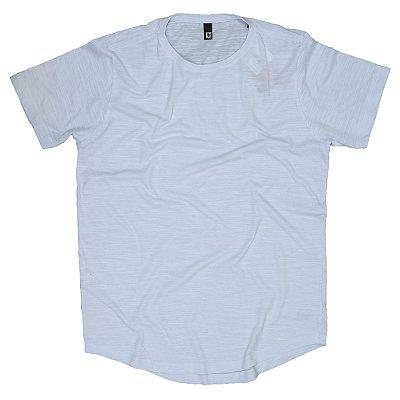 Camiseta Bainha Fralda Long