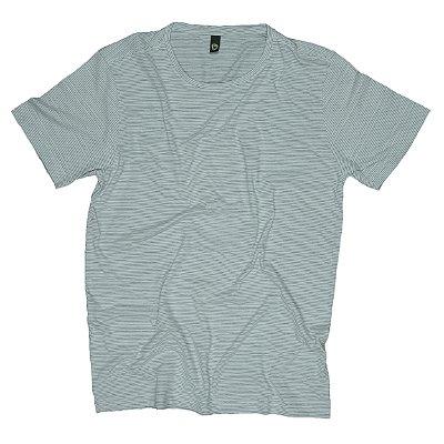 Camiseta Listrada Selected