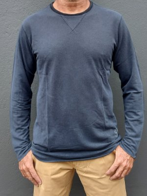 Camiseta Hard Washed ML