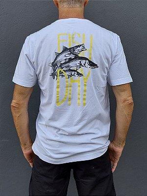 Camiseta Fish Day