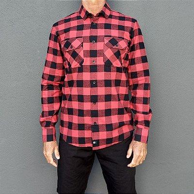 Camisa ML Flanela - Lenhador