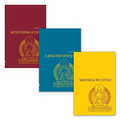 Combo Livros Lama Padma Samten