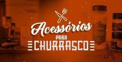 Meathook Banner Acessórios Churrasco