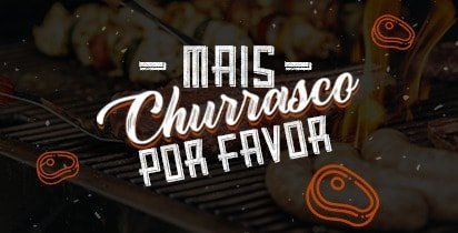 Meathook Banner Mais Churrasco