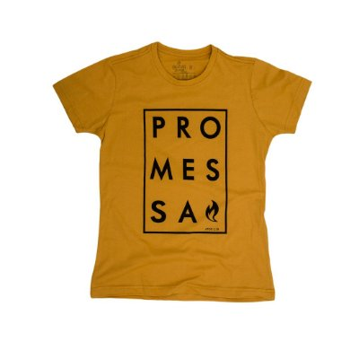 "BABY LOOK ""PROMESSA"""
