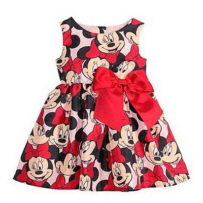 vestido de festa verão da minie