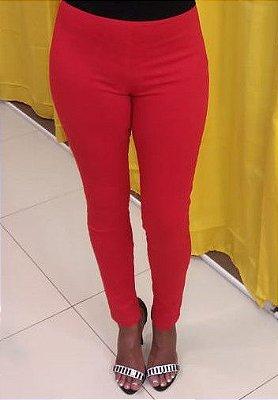 Calça Jeanseria Legging Rosie Vermelho