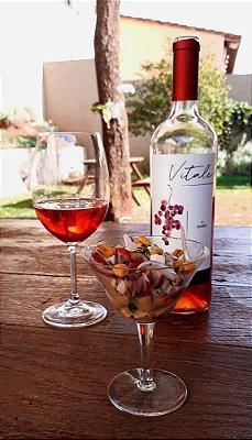 Vinho Rosè Isabel Valparaíso 750ml
