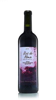 Vinho Rus de Alma 2017 Quinta Barroca da Tília