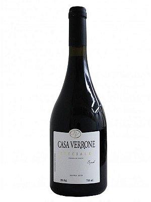 Vinho tinto Syrah Speciale Verrone 750ml
