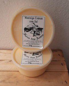 Manteiga Serra das Antas 250g