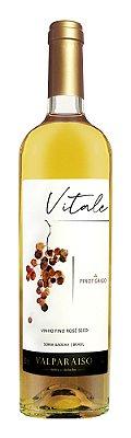 Vinho Pinot Grigio Valparaiso 750ml