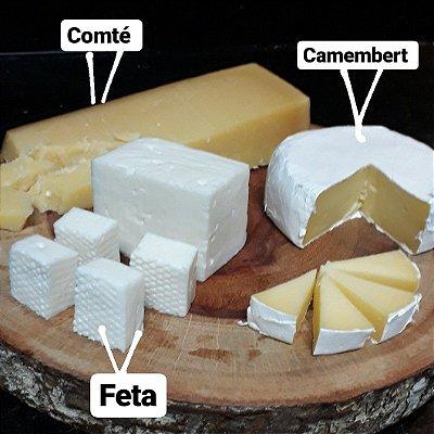 Queijo Camembert Serra das Antas - 230g
