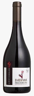 Vinho Lidio Carraro Dádivas Pinot Noir 2018 - 750ml