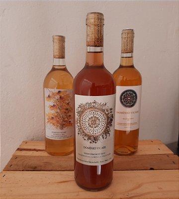 Vinho Rosè Chardonnay com Pinot e Lorena Domínio Vicari 750ml