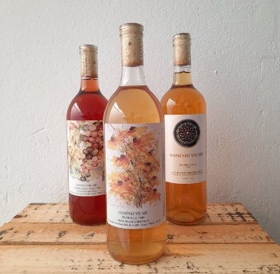 Vinho  Peverella Domínio Vicari 750ml