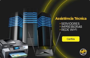Assistência Técnica - Servidores