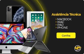 Assistência Técnica - Apple