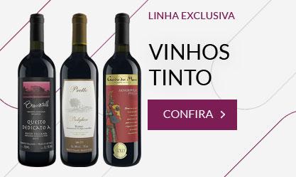 Vinhos Tintos Exclusivos