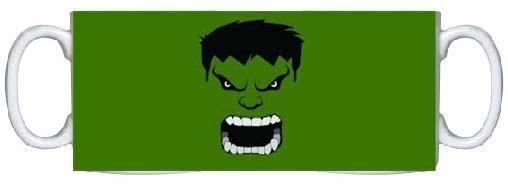 Caneca em Cerâmica Incrível Hulk