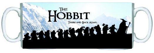 Caneca em Cerâmica Hobbit