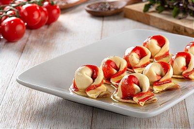Tortelinni de Abóbora e Gorgonzola