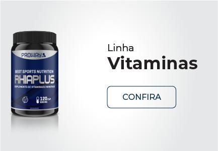 Mini Linha Vitaminas