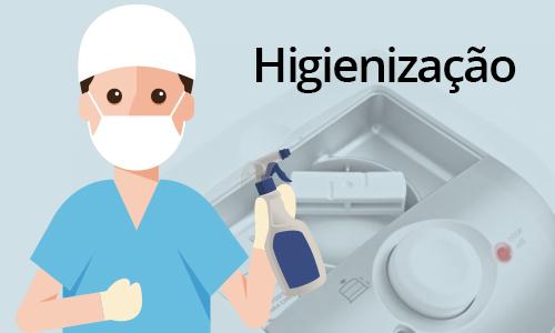 Higienização de Bebedouros e purificadores