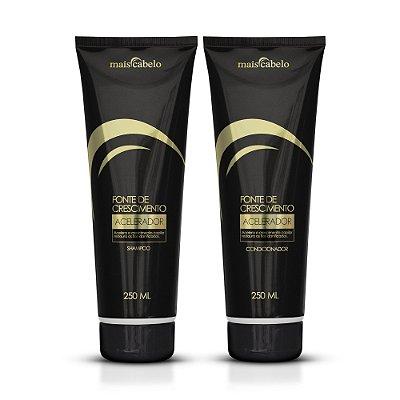 Combo Shampoo + Condicionador - Para 1 mês